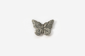 #M572 - Monarch Butterfly Pewter Mini-Pin