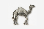 #449 - Camel Antiqued Pewter Pin