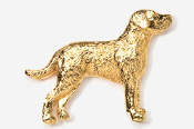 #869G - Chesapeake 24K Gold Plated Pin