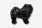 #464P-B - Chow Hand Painted Pin