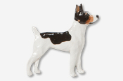#877CP-T - Rat Terrier Hand Painted Pin