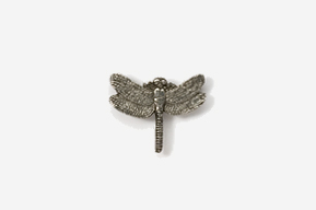 #M569 - Dragonfly Pewter Mini-Pin
