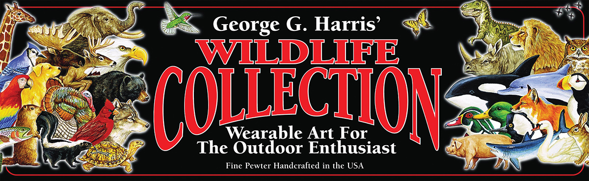 GG Harris Wildlife Collection Logo