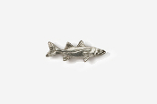 #M206 - Snook Pewter Mini-Pin