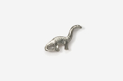 #M620 - Brontosaurus Pewter Mini-Pin