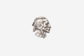 #M920 - Native American Pewter Mini-Pin