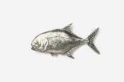 #216 - Permit Antiqued Pewter Pin