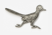 #359 - Roadrunner Antiqued Pewter Pin