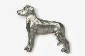 #873 - Rhodesian Ridgeback Antiqued Pewter Pin