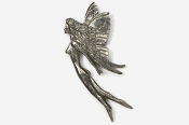 #974 - Fairy Antiqued Pewter Pin