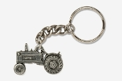 #K935 - Tractor Antiqued Pewter Keychain