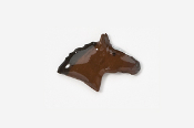 #440P - Horse Head Hand Painted Pin