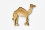 #449P - Camel Hand Painted Pin
