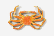 #531CP - Opilio / Snow Crab Hand Painted Pin