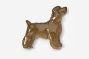 #455EP-C - Pet Clip Cocker Spaniel Hand Painted Pin