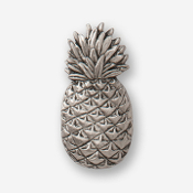 #D68500 - Pineapple Pewter Drawer Pull