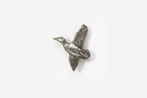 #M321 - Flying Mallard Pewter Mini-Pin