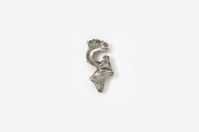 #M431 - Caribou Pewter Mini-Pin