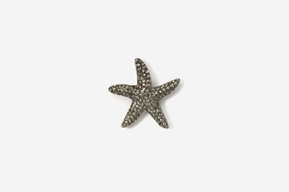 #M539 - Starfish Pewter Mini-Pin
